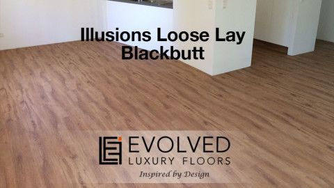 Illusions LooseLay – Black Butt, Loose Lay vinyl Broadbeach 4218 By Paula on 16/12/2014 Evolved Luxury Floors – Illusions LooseLay – Black Butt We have partnered up with Symcorp Building Services to achieve this beautiful... Gallery | Evolved Luxury Floors