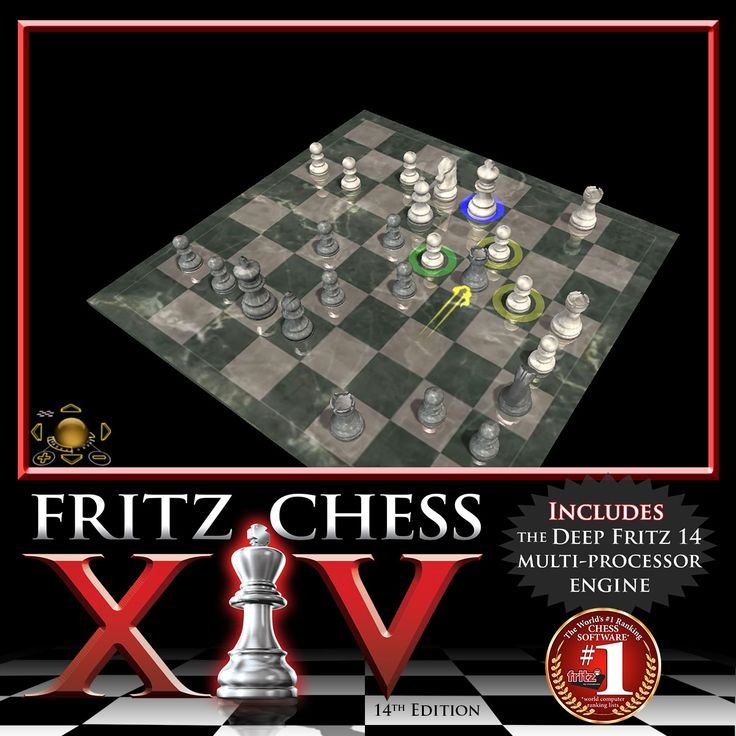 Fritz Chess: Fritz 14 with Deep Fritz 64-bit [Download]  http://www.bestcheapsoftware.com/fritz-chess-fritz-14-with-deep-fritz-64-bit-download-2/