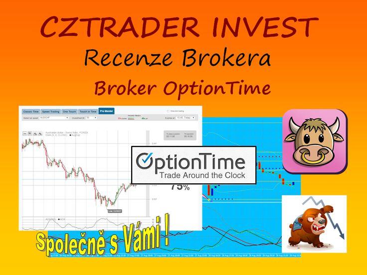 Recenze brokera na binární opce Option-Time. Představení platformy na binární opce a video s investicemi.
