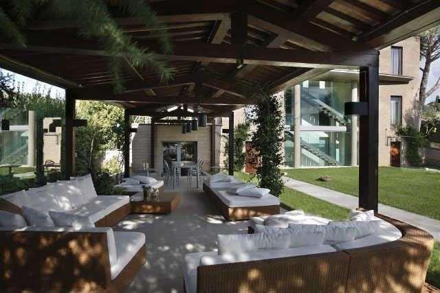 Oltre 25 fantastiche idee su esterni di casa su pinterest for Disegni portico anteriore per case in stile ranch
