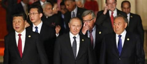Will Central Asia Become a Field of Rivalry or Cooperation? - Pavel Koshkin - http://www.therussophile.org/will-central-asia-become-a-field-of-rivalry-or-cooperation-pavel-koshkin.html/