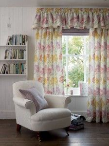 Darling Buds Curtain Lifestyle Laura Ashley · Laura Ashley Living RoomFrench  ...