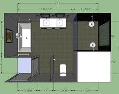 Bathroom Layout Help 120 best bathroom layout images on pinterest | bathroom ideas