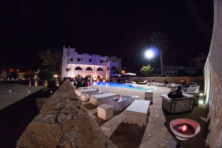 Villa Donna Lisa milo ristorante a Salice Salentino