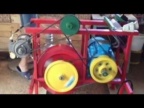 Free Energy Motor - Generator QMOGEN 1KWATT EVIVA unit from Kiev Ukraine. - YouTube