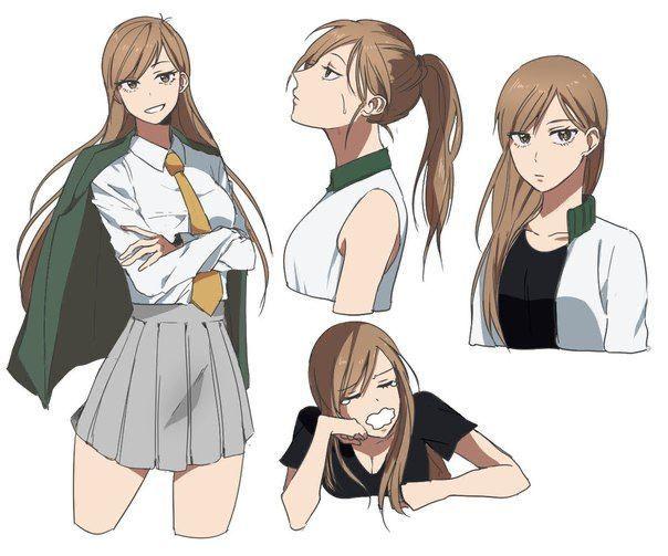 Daddy Issues Ushijima Wakatoshi X Oc Haikyuu Genderbend Haikyuu Anime Haikyuu Characters
