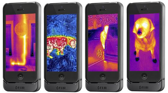 FLIR Systems Announces European Availability of FLIR ONE, the World's First Thermal Imaging Camera for iPhone