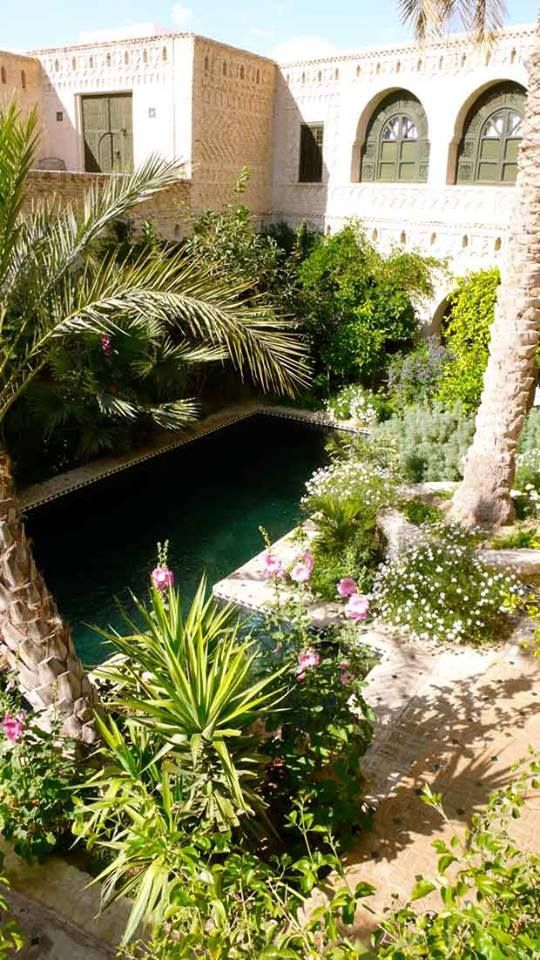 Dar Nejma - Tozeur Beautiful Romantic Tunisia Must see - Travel