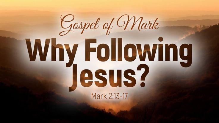 Why Following Jesus? (Vitali Rozhko)