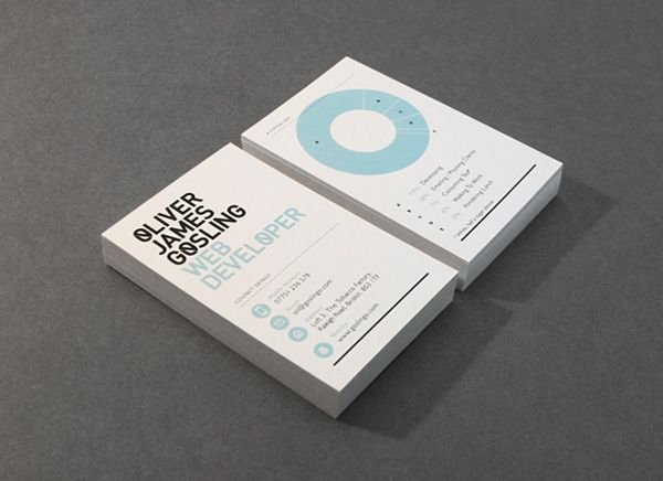 100 best Business Card cv images on Pinterest Editorial design - resume business cards