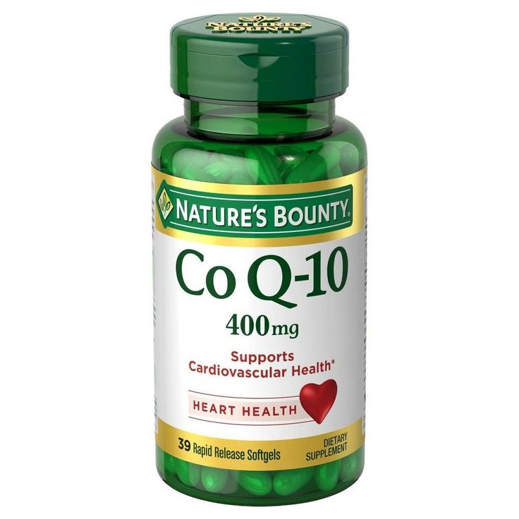 Nature's Bounty Co Q-10 400 mg Softgels - 39 Count