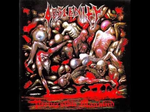 OBSCENITY - Perversion Mankind ◾ (album 1994, German death metal)