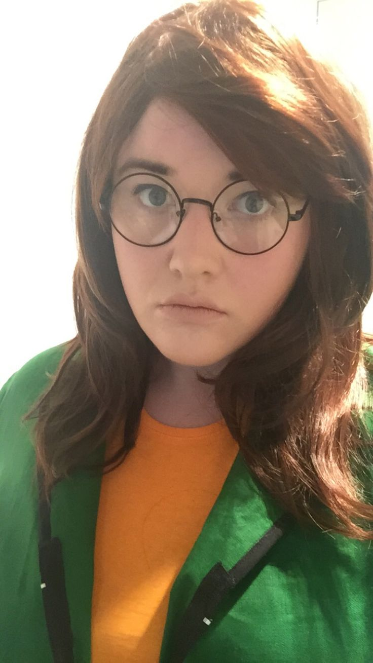 Daria costume cosplay sick sad world Halloween