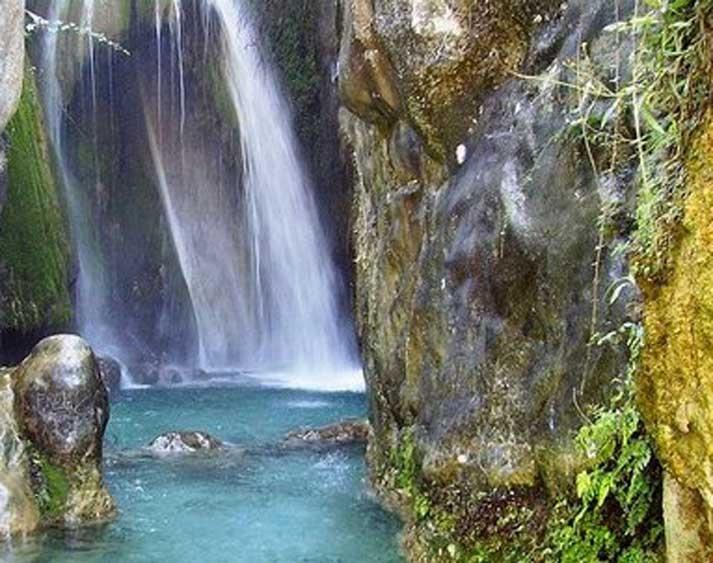 Algar Waterfalls, Costa Blanca, Spain - We love real estate - http://www.casascostablanca.nl/