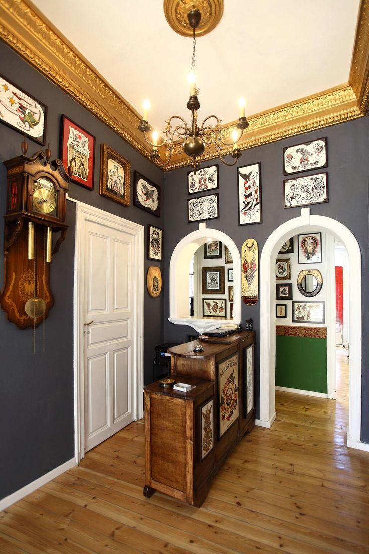 73 best tattoo shop decoration images on pinterest tattoo shop decor tattoo studio and interiors - Tattoo studio decor ...