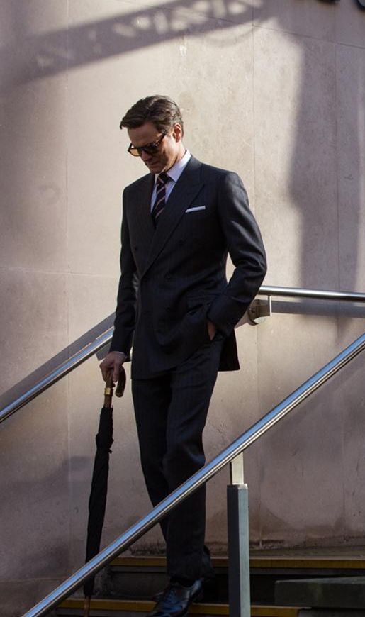 Colin Firth as Harry Hart/Galahad 'Kingsman: The Secret Service'