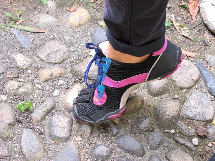 J'ai testé les chaussures de course minimaliste fivefingers de Vibram et je vous dis tout!