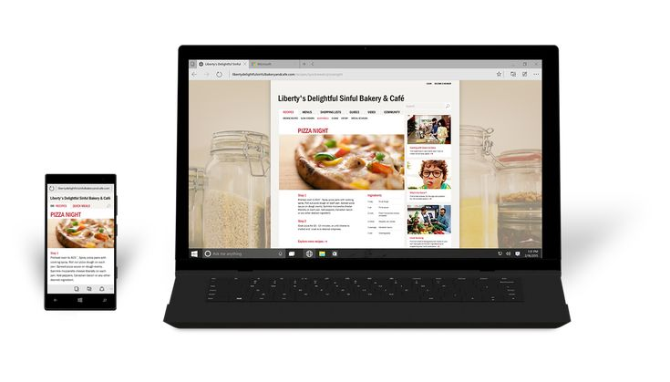 Microsoft unveiled the new Spartan browser project as a major part of its Windows 10 keynote. This is a big deal since Internet Explorer has been riddled with problems and losing market share to other browsers like the Google Chrome.