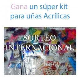 Gana un súper kit para uñas Acrílicas ^_^ http://www.pintalabios.info/es/sorteos-de-youtube/view/es/133 #Internacional #Sorteo #Unas
