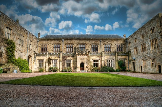 Chirk Castle, Wrexham, North Wales
