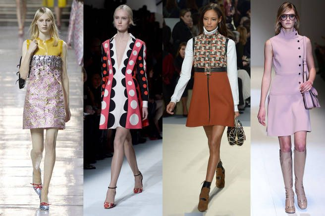 4 Fall Trends for 2014 - Best Fall Fashion Trends 2014 - Elle