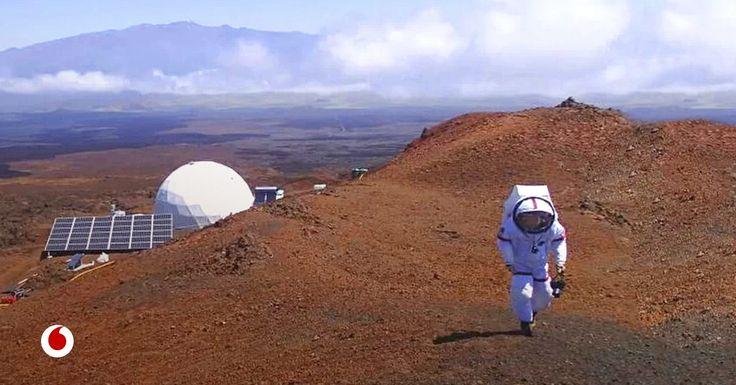 HI SEAS Project: Ensayar la vida en Marte en un volcán de Hawái : El futuro es apasionante