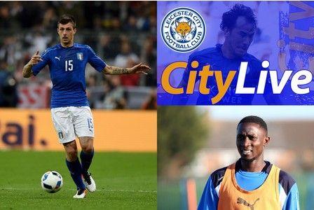 Leicester City news and transfer rumours  LIVE! New Acerbi bid? Warrior Ndidi; Okazaki v Neymar
