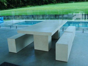 Outdoor Dining Table With Bench Seats Outdoor Dining With Bench
