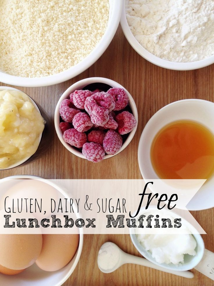 Need lunch box inspiration for the kids (or yourself)? These gluten, dairy and sugar free muffins are SO tasty they won't even know they are healthy! — The Little Design Corner
