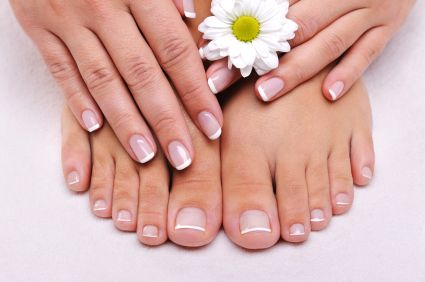 Do! Get a mani & pedi for prom! It's a good excuse to pamper yourself and you'll look fresh from head to toe! #paulmitchell