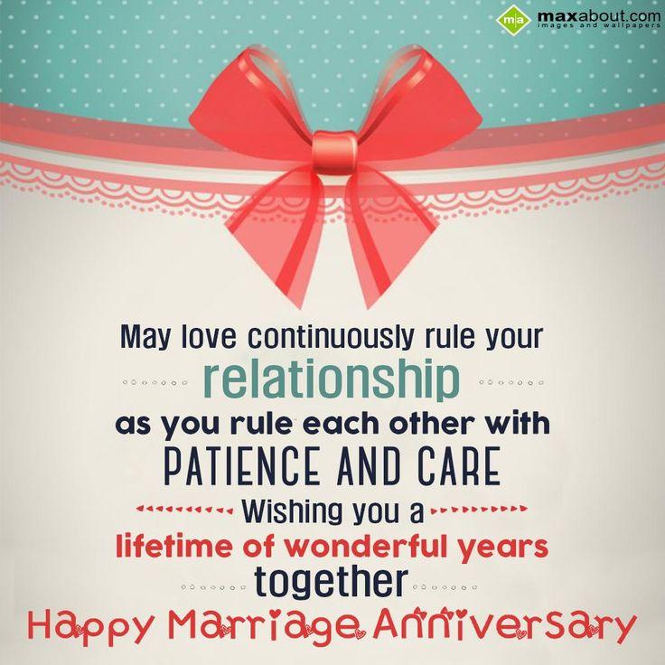 Happy Marriage Anniversary Quotes Hindi: 1000+ Happy Wedding Anniversary Quotes On Pinterest