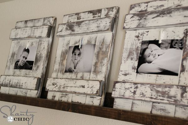 DIY Wooden Frame Tutorial