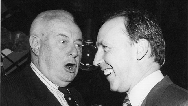 Gough Whitlam and Paul Keating made even conservative voters sit up and listen