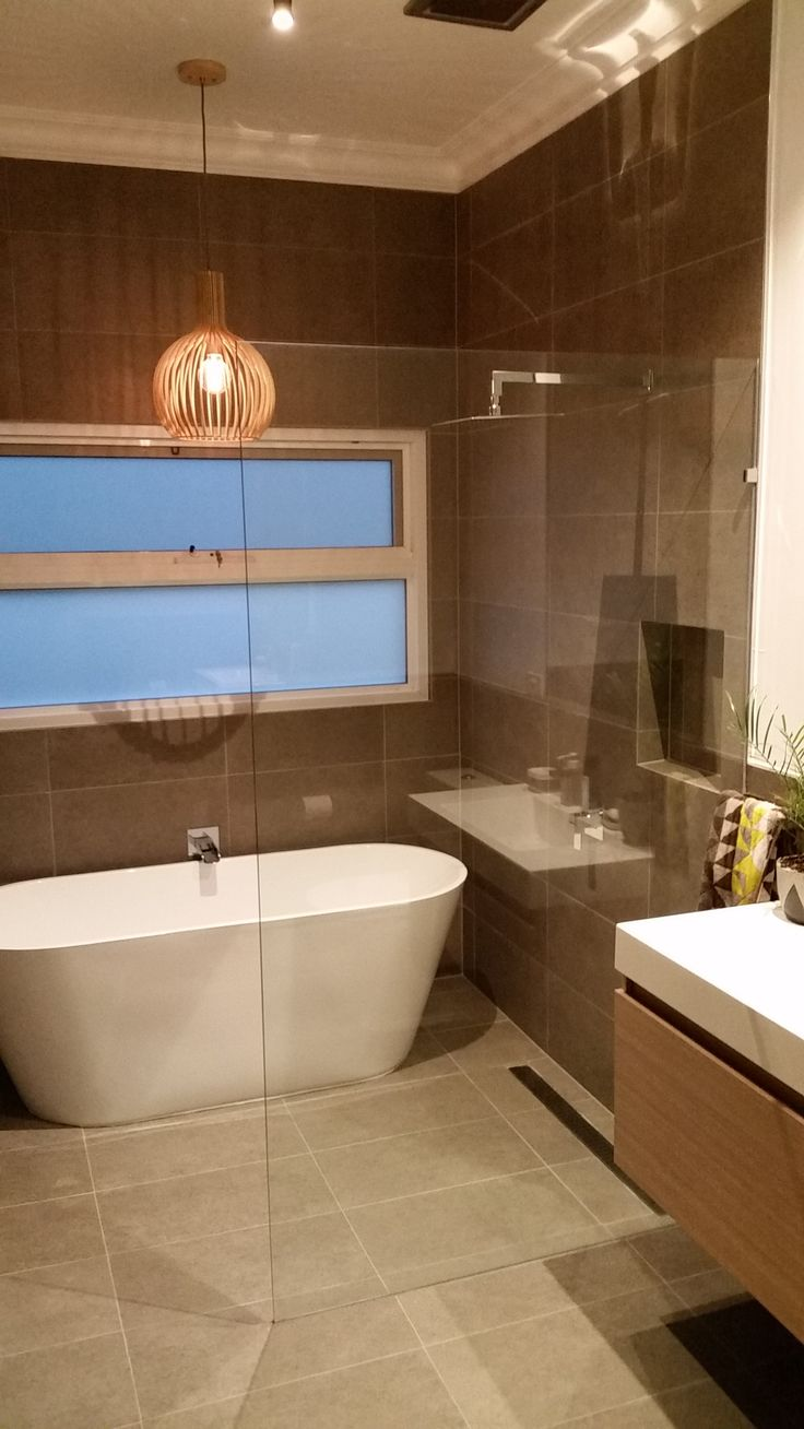 Modern Australian Bathroom Renovation