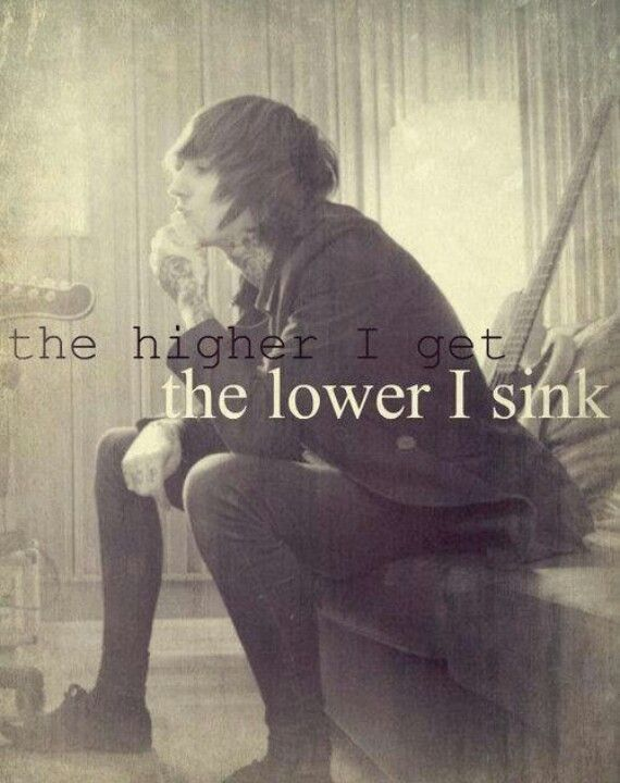 Can t drown my demons they know how to swim quot bring me the horizon