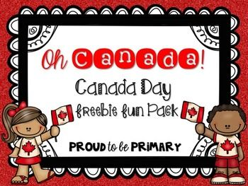 This Canada Day FREEBIE Pack is perfect for in preparation for Canada Day with your students or as part of your Canada unit. It has 9 pages of differentiated writing activities to teach about the importance of Canada to Canadians! It is a sample of my full product All About Canada (Canadian Symbols Unit) HERE!Included upon instant PDF download:*I AM CANADIAN!