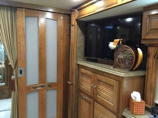 2014 Used Tiffin Motorhomes Allegro Bus 40 Class A in North Carolina NC.Recreational Vehicle, rv, 2014 Allegro bus 40 SP POWERGLIDE CHASSIS 450 CUMMINS,3RD A/C, ULTRA LTHR AIRCOIL HIDEABED-DS, AIR LEVELING SYSTEM, CAREFREE PARAMOUNT AWNINGS, 2-BURNER COOK TOP W/CONV. MWAVE, RUSTIC CANYON FULL BODY PAINT, MOBILEYE COLLISION AVOID SYS, DINETTE BOOTH, IN DASH NAVIGATION, DISHWASHWER-DRAWER TYPE, ELECTRIC COACH, EXTERIOR GROUND EFFECTS LIGHTING, RES REFRIG W/INV, 2 EXTERIOR SLIDE TRAYS…