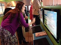 St. Johns County Public Library System-Digital Bookmobile