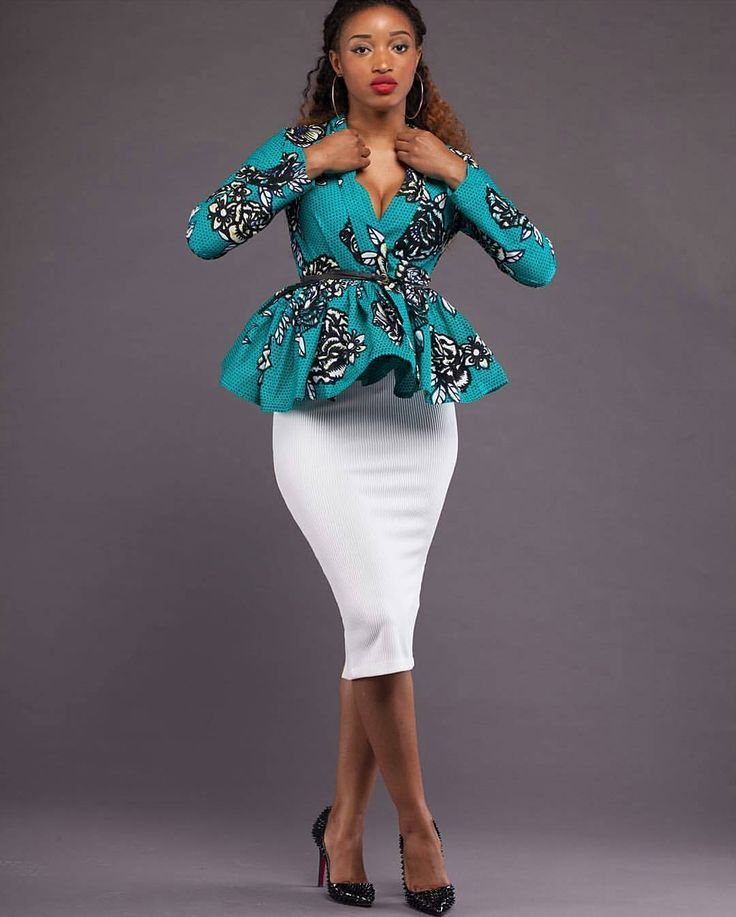 Image result for AFRICAN PRINTS fashion