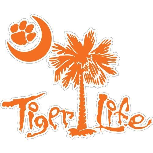 CLEMSON on Pinterest | Tigers, Death Valley and Football