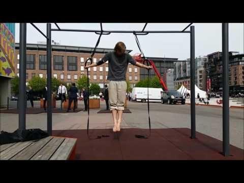 Street Workout & Calisthenics in tufteparken