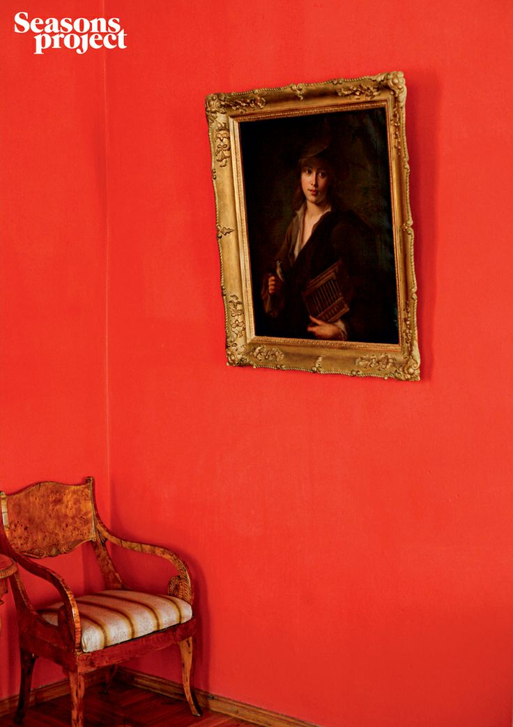 Seasons of life №10 / July-August issue. Богородицкое #seasonsproject #seasons #travel #Russia #red #Богородицкое #interior #museum