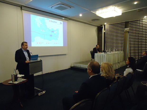 Στ. Αρναουτάκης: Κομβικός ο ρόλος της Κρήτης στις ενεργειακές εξελίξεις