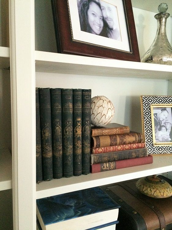 Best 25+ Rustic bookshelf ideas on Pinterest | Bookshelf ...
