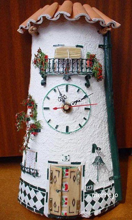 6 originales relojes | Aprender  manualidades es facilisimo.com