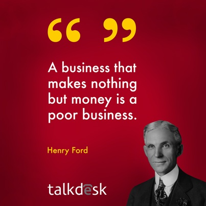 positive business ethics of henry ford Enjoy the best henry ford quotes at brainyquote quotations by henry ford, american businessman, born july 30, 1863 share with your friends.