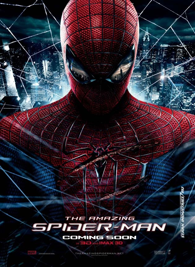 The Amazing Spider-manMovie Posters, Amazing Spiders Man, Summer Movie, Spider Man, Amazing Spiderman, Andrew Garfield, Android App, Andrewgarfield, Emma Stones