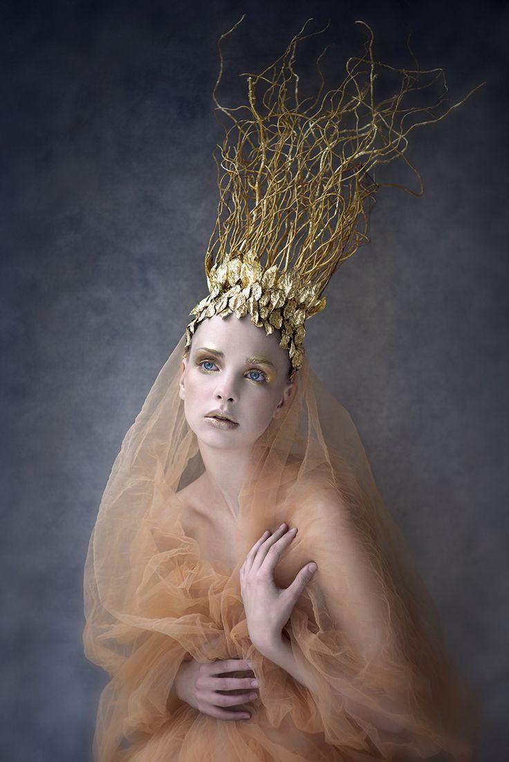 Photographer/Wardrobe/Makeup: Agnieszka Jopkiewicz Model: Agnieszka Pietron #fashion #photography