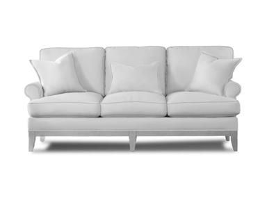Shop for Sherrill Three Cushion Sofa, 2262, and other Living Room Sofas at McArthur Furniture in Calgary, AB, Canada. Shown with optional #10P Nail Trim.