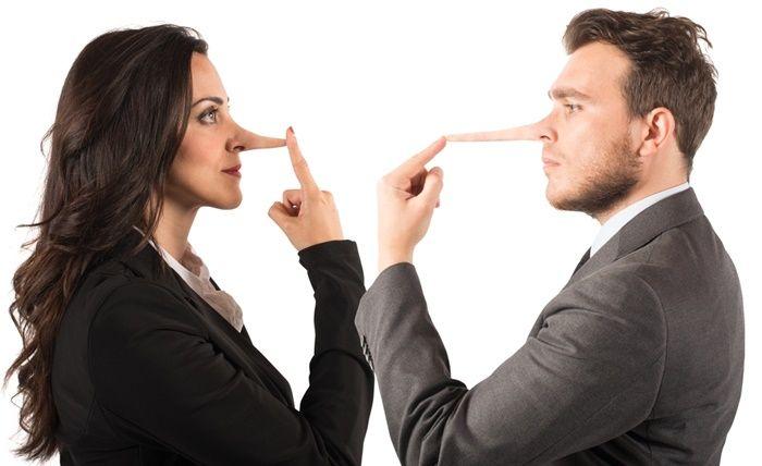 De bate-pronto responda quem mente mais: homens ou mulheres? Segundo estudo realizado com 3000 pessoas na Inglaterra os homens mentem cerca de três vezes por dia (ou uma média de 1092 por ano); já as mulheres mentem 728 vezes por ano (ou pouco mais do que duas vezes ao dia). A pesquisa encomendada pelo Museu []  continue lendo em 10 Principais mentiras que os homens e mulheres contam